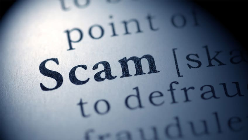 Beware of Tax Relief Scams